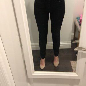 Black J Brand Pants  size 28
